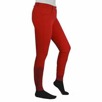 Whitaker Breeches Maya Red