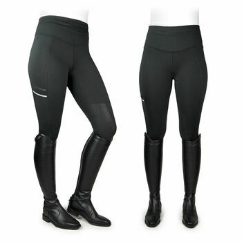 Whitaker Pellon Riding Tights Black