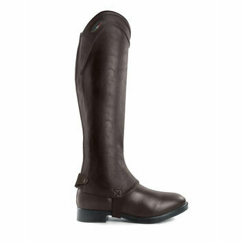 Brogini Marconia Synthetic Gaiters Tall Brown
