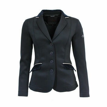 Mark Todd Competition Jacket Elisabeth Ladies Navy