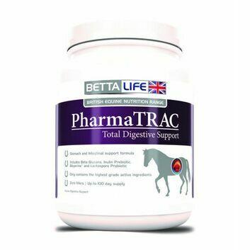 Bettalife Pharmatrac Total Digestive Support