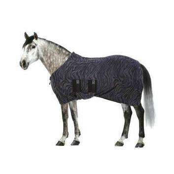 Masta Fleece Rug Base Layer Standard Neck Black