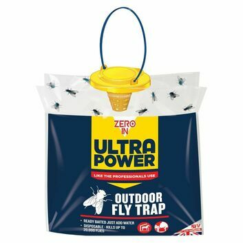 Zero In Ultra Power Outdoor Fly Trap