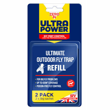 Zero In Ultra Power Ultimate Outdoor Fly Trap