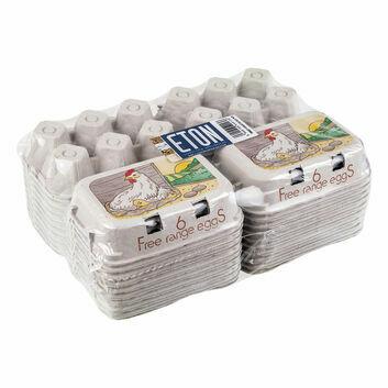 Eton Egg Box Free Range White