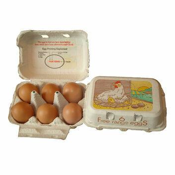 Eton Free Range Egg Box