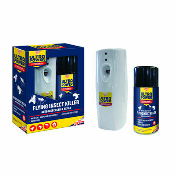 Zero In Ultra Power Automatic Flying Insect Killer