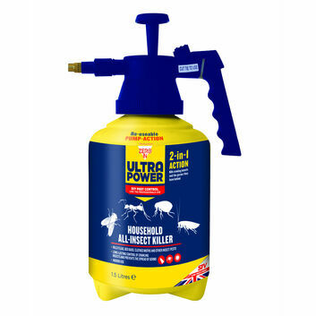 Zero In Ultra Power Household All-Insect Killer