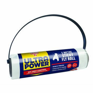 Zero In Ultra Power Sticky Fly Roll