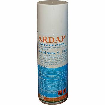 Ardap Universal Insecticide Aerosol Spray