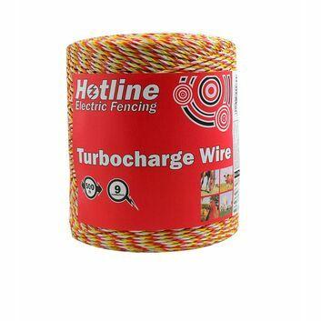 Hotline P62-500 9 Strand Turbocharge Wire - 500m