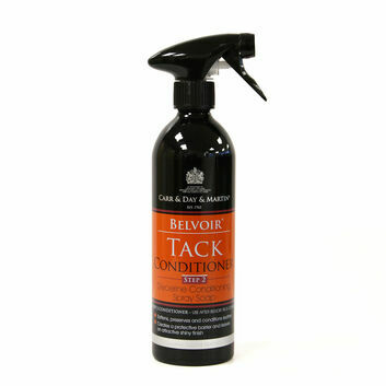Carr & Day & Martin Belvoir Tack Conditioner Step 2