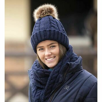 Mark Todd Bobble Hat Knitted