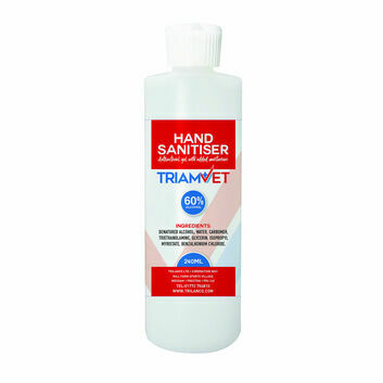 Triamvet Hand Sanitiser Gel