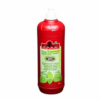 Kevin Bacon\'s Lucy Diamonds 2 in 1 Horse Shampoo
