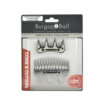 Burgon & Ball Farmer Pack Comb & Cutters