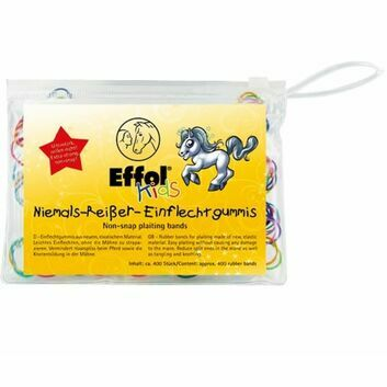 Effol Kids Non-Snap Plaiting Bands