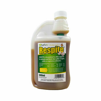 Agrivite Respite Animal & Bird Respiratory Treatment