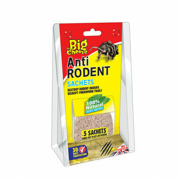 The Big Cheese Anti Rodent Sachets