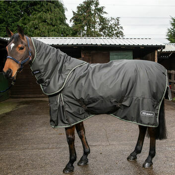 Whitaker Turnout Rug Detach-A-Neck Wardle 250 Gm