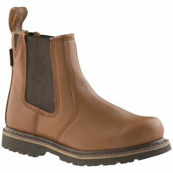 Buckler Buckflex B1100 Tan Non-Safety Dealer Boots