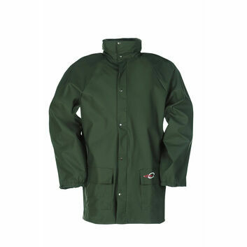 Flexothane Classic Dortmund Coat Olive Green