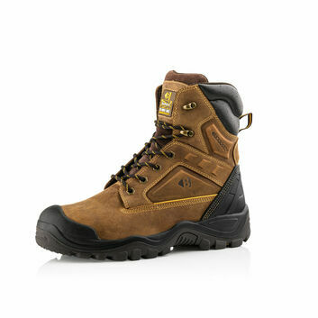 Buckler BSH011BR S3 Buckshot High-Leg Safety Boot
