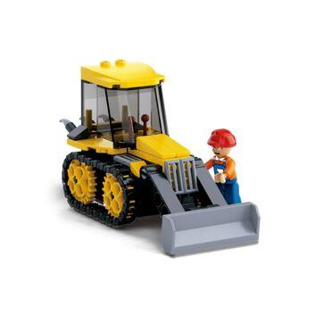 Sluban Small Bulldozer Toy