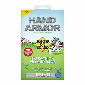 Bags On Board Hand Armour 2X Extra Thick Pick-Up Bags