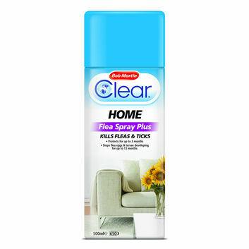 Bob Martin Clear Home Flea Spray Plus