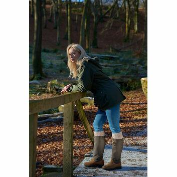 Brogini Derbyshire Fur Lined