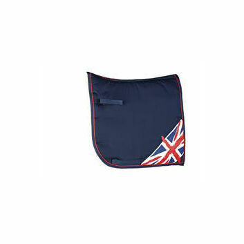 Cottage Craft Saddlepad Union Jack