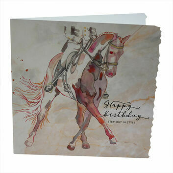 Deckled Edge Step Out In Style Cards X 1 Design