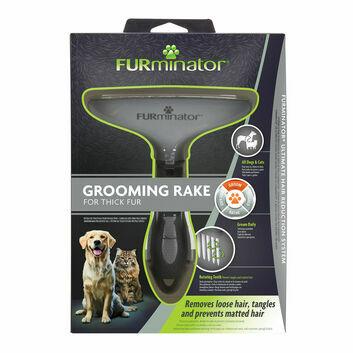 Furminator Grooming Rake