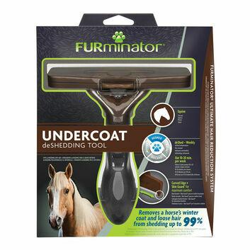 Furminator Undercoat Deshedding Tool For Equine