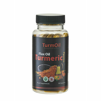 Golden Paste Company Turmeric Capsules For People