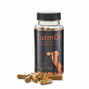 Golden Paste Company Turmeric Capsules For Pets