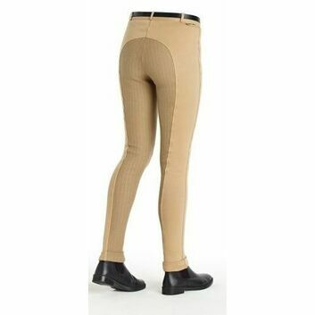 Harry Hall Jodhpurs Chester Sticky Bum Ladies Ivory