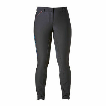 Harry Hall Jodhpurs Higham Softshell Ladies Black