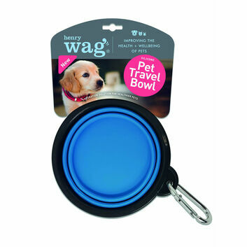 Henry Wag Pet Travel Bowl