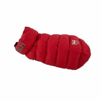 Hugo & Hudson Puffer Jacket Red