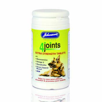 Johnson\'s Veterinary 4Joints Extra Strength