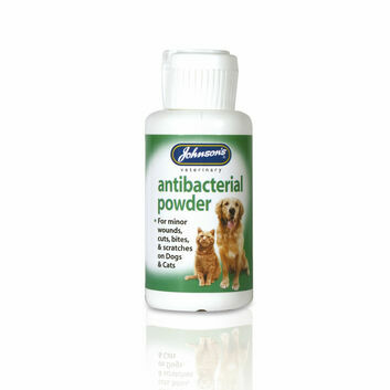 Johnson's Veterinary Antibacterial Wound Powder