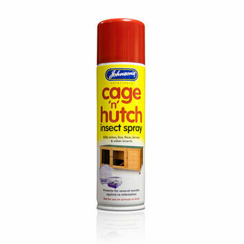 Johnson\'s Veterinary Cage \'N\'  Hutch Insect Spray