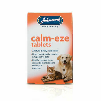 Johnson\'s Veterinary Calm-Eze Tablets