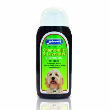 Johnson's Veterinary Chamomile & Lavender Shampoo