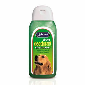 Johnson\'s Veterinary Dog Deodorant Shampoo