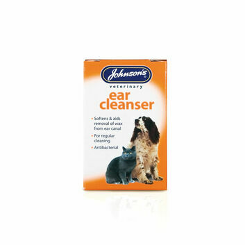 Johnson's Veterinary Ear Cleanser