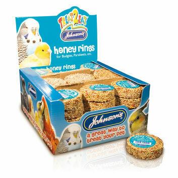 Johnson\'s Veterinary Honey Rings