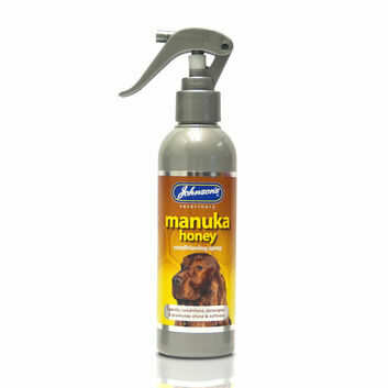 Johnson's Veterinary Manuka Honey Conditioning Spray